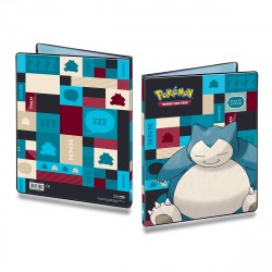 Ultra Pro Pokemon 9-Pocket Portfolio Snorlax