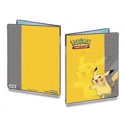 Ultra Pro Pokemon 9-Pocket Portfolio Pikachu