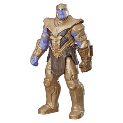 Marvel Avengers: Endgame Titan Hero Series Thanos Figure Power FX Port Thanos E4018 Marvel 399,00 kr