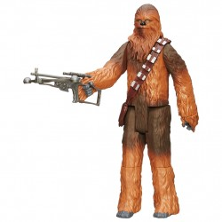 Star Wars The Force Awakens Deluxe Figur Chewbacca 30cm