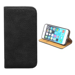 Wallet Case For iPhone 7 / iPhone 8 4.7 BLACK