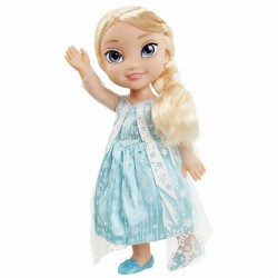 Disney Frozen Toddler Elsa Doll 36cm