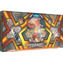 The Pokemon TCG CHARIZARD-GX BOX Kort Cards