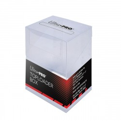 Ultra Pro - Toploader Box Card Storage Box