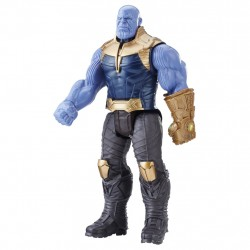 Avengers Infinity War Titan Hero Series Thanos With Power FX Port 30cm