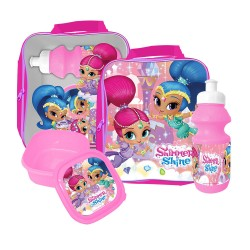 Shimmer and Shine Väska med Matlåda och Vattenflaska Shimmer and Shine 199,00 kr product_reduction_percent
