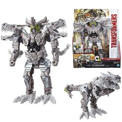 Transformers The Last Knight Knight Armor Turbo Changer Grimlock C1318 Turbo Changer Grimlock Transformers 559,00 kr