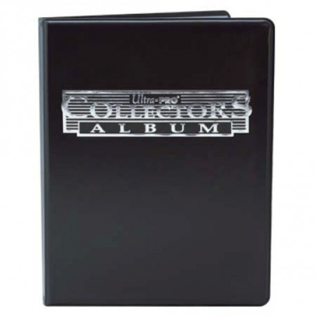 Ultra Pro 9-Pockets Portfolio Card Collector 180 cards Black