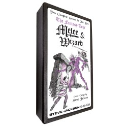 The Fantasy Trip Melee & Wizard Pocket Box The Fantasy Trip Melee & Wizard The Fantasy Trip 349,00 kr