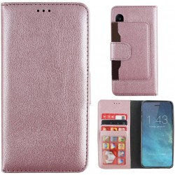 Colorfone Wallet Case for Apple iPhone X/Xs Pink Gold