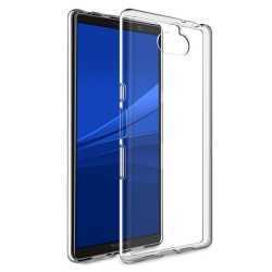 Sony Xperia 10 Plus Soft TPU Case Slim Cover Transparent