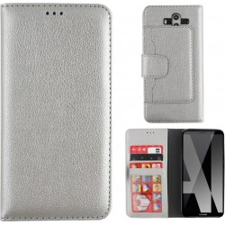 Colorfone Wallet Case for Huawei Mate 10 Pro SILVER