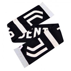 Juventus Home Scarf Double Fan 132x19cm