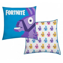 Fortnite Llama Pillow Dobbelt motiv Vendbar