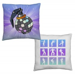 Fortnite Bomb Pillow Double Sided Motif Cushion