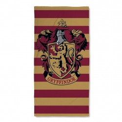 Harry Potter Muggles Gryffindor Handduk Badlakan 100% Bomull Harry Potter 199,00 kr