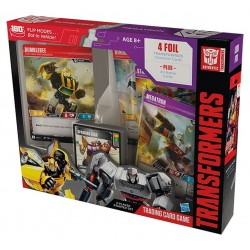 Transformers TCG - Bumblebee vs Megatron Starter Set Transformers Starter Set 79683 Transformers 179,00 kr product_reduction_...