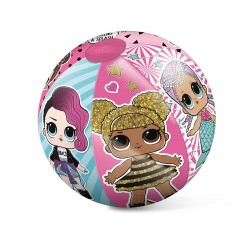 L.O.L. Surprise LOL Strandboll Badboll Uppblåsbar 50cm L.O.L. Surprise! 79,00 kr product_reduction_percent