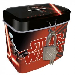 Star Wars Money Box Kylo Ren Money Tin