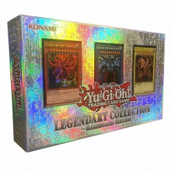Yu-Gi-Oh Legendary Collection Gameboard Edition Silver Hologram