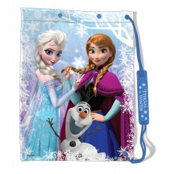 Disney Frozen Anna Elsa Olaf Gym bag Swimming Bag 39x29cm