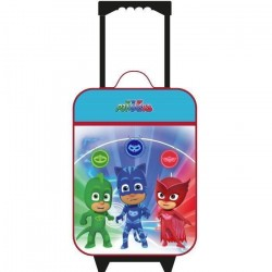 PJ Masks Pyjamasankarit Trolley Travel Bag Matkalaukku 46x34x14cm