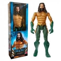 DC Aquaman True-Moves Aquaman Figure 30cm FXF91 DC Comics 299,00 kr
