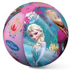 Disney Frozen Anna Elsa Beach Ball Oppustelig 50 cm