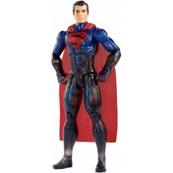 DC Justice League Superman Stålmannen Stealth Suit Figure 30cm FPB52 Superman Stealth DC Comics 279,00 kr