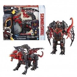 Transformers The Last Knight Mega 1-Step Turbo Changer Dragonstorm Dragonstorm C0934 Transformers 579,00 kr