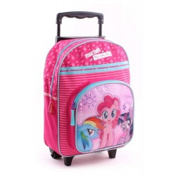 My Little Pony Together Trolley Travel Bag Backpack 38x28x16 cm
