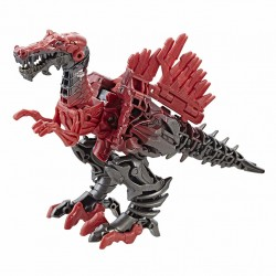 Transformers 1-Step Turbo Changer Cyberfire Scorn 11cm