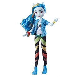 My Little Pony Equestria Girls Rainbow Dash Classic Doll Nukke