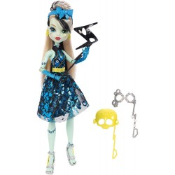 Monster High Frankie Stein Dance the Fright Away Doll 30cm