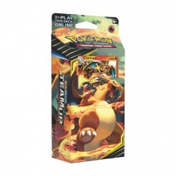 Pokemon - Sun & Moon 9 Team Up - Theme Deck - Relentless Flame