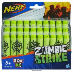 Nerf Zombie Strike Deco Dart Refill (30 pack) Skumpilar 30-pack A4570 NERF 219,00 kr product_reduction_percent