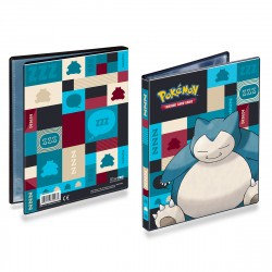 Ultra Pro Pokemon 4-Pocket Portfolio Snorlax