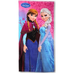 Disney Frozen Anna Elsa Kids Bath Towel 140*70 cm