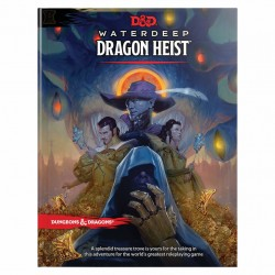Dungeons & Dragons RPG - Waterdeep Dragon Heist