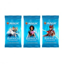 Magic The Gathering - Ravnica Allegiance Booster 3-pack