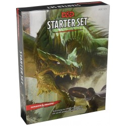Dungeons & Dragons RPG Starter Set 5th Edition Roleplaying Game