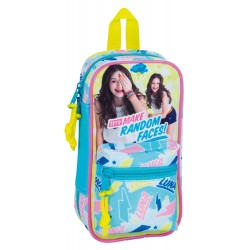Soy Luna Be Free School Set 36-pieces Filled Pencil Case