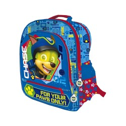 Paw Patrol Chase Backpack School Bag 41x34x18cm