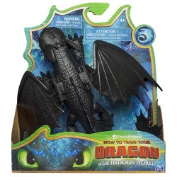 DreamWorks Dragons Toothless Poseable Action Figure