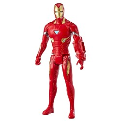 Marvel Avengers: Endgame Titan Hero Series Iron Man Figur 30cm