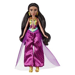 Disney Aladdin Jasmine Deluxe Fashion Doll Princess Dukke 28cm