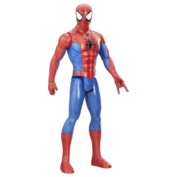 Spider-Man Titan Hero Series Spider-Man Figure With Power FX Port