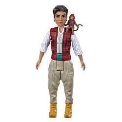 Disney Aladdin And Abu Deluxe Fashion Doll Figur Dukke 29cm