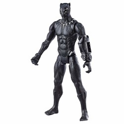 Marvel Avengers: Endgame Titan Hero Series Black Panther Figur 30cm