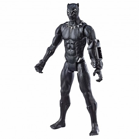 Marvel Avengers Black Panther 2018 Titan Hero Series 12 inch Action Figure Movie